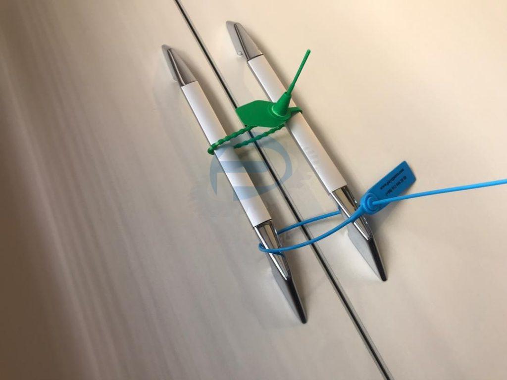 پلمپ درب انبارها و اتاق های قرنطینه