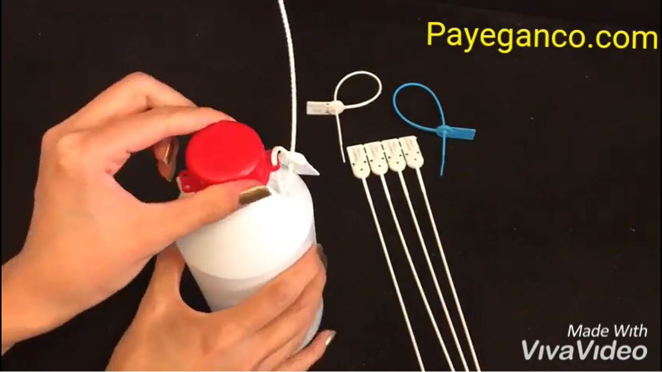 پلمپ پلاستیکی دم موشی ویدیو